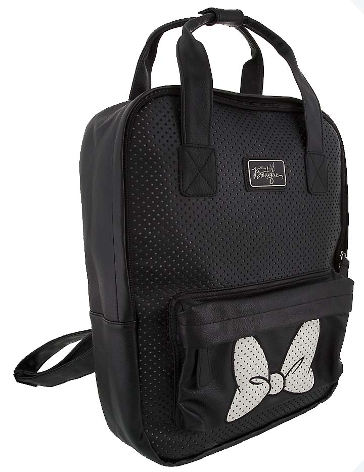 Add to My Lists. Disney Backpack - Disney Boutique - Minnie Mouse Bow