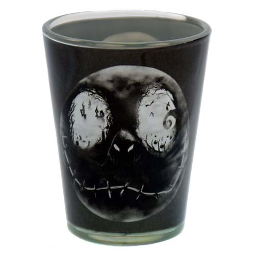 Disney Shot Glass - Nightmare Before Christmas - Jack's Face