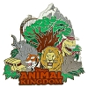 Disney Animal Kingdom Pin - Tree of Life Animals