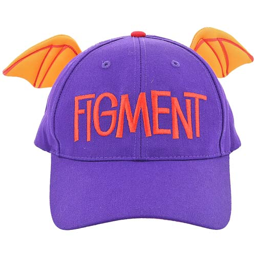 Your Wdw Store Disney Hat Figment With Wings Purple