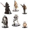 Disney Star Wars Action Figure Set - The Force Awakens