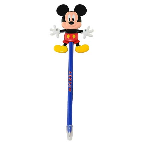 Disney Novelty Pen - Jumping Mickey Mouse