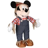 Disney Plush - Porch Greeter - Harvest Mickey - 24 inch
