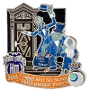Disney Pin - 2015 Mickey's Halloween Party - Hitchhiking Ghosts