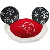 Disney CHILD Ears Hat - Santa Mickey Christmas