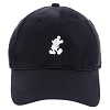 Disney Nike Hat - Baseball Cap - Mickey Standing - Black
