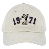 Disney Ahead Hat - Baseball Cap - 1971 Golfing Mickey - Tan