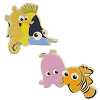 Disney Finding Nemo Pin - Nemo and Friends Pin Set