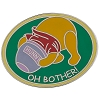 Disney Pin - Winnie the Pooh - Oh Bother