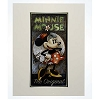 Disney Deluxe Artist Print - Minnie the Original by Darren Wilson