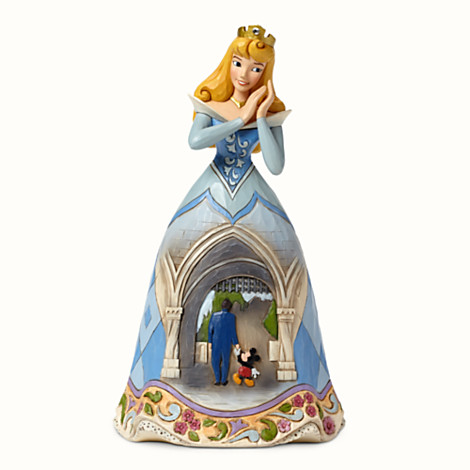 "Related products. Enesco Disney Traditions by Jim Shore ""Beauty and the Beast"" Lumiere Stone Resin Figurine, "" $ Jim Shore for Enesco Large Rudolph with Lifted Nose Figurine,"