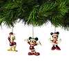 Disney Ornament Set - Traditions by Jim Shore - Mickey and Friends