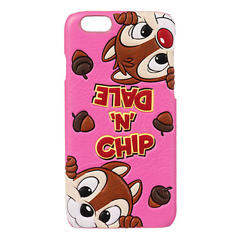 Disney Iphone 6 Case Chip N Dale Leather