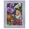 Disney Artist Print - Michelle St. Laurent - A Conversation With Flowers