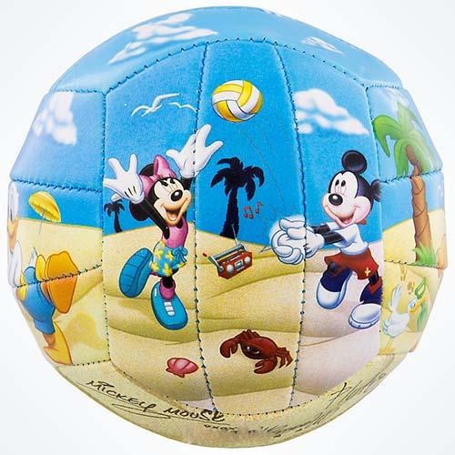 Disney Ball Mini Beach Volleyball Mickey Amp Gang At The