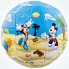 Disney Ball - Mini Beach Volleyball - Mickey & Gang at the beach