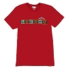 Disney Adult Shirt - Animal Kingdom Lodge - Red