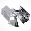 Disney Model Kit - Star Wars Metal Model Kit - Tie Fighter