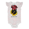 Disney Infant Bodysuit - Minnie Mouse Bodysuit for Baby