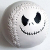 Disney Collectible Baseball - Nightmare Before Christmas