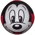 Disney Balzac Ball - 24 Inch Mickey Mouse RED FACE