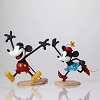 Disney Archives Collection Figurine - Mickey & Minnie Limited Edition