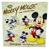 Disney 4 Pin Booster Set - Mickey Mouse Through the Years