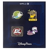 Disney 4 Pin Booster Set - Wall-E and Eve