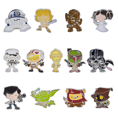 Your Wdw Store Disney Mystery Pin Star Wars Cuties Pin