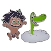 Disney Pixar The Good Dinosaur Pin - Spot and Arlo