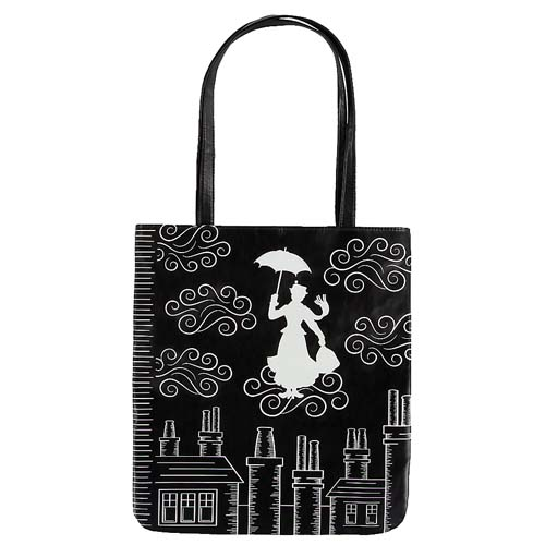Disney Tote Bag Practically Perfect In Every Way Mary