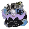 Disney Halloween Pin - 2015 Spellbound - Ursula
