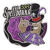 Disney Halloween Pin - 2015 Spellbound - Facilier
