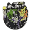 Disney Halloween Pin - 2015 Spellbound - Maleficent