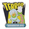 Disney Halloween Pin - 2015 Haunted Lands - Tomorrowland - Donald Duck