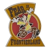 Disney Halloween Pin - 2015 Haunted Lands - Frontierland - Goofy