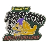 Disney Halloween Pin - 2015 Haunted Lands - Adventureland - Pluto