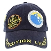 Disney Hat - Expedition Everest - Summit Team - Blue