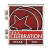 Disney Pixar Party Pin - Countdown Pin - Cars Lightning McQueen Mater