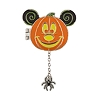 Disney Halloween Pin - 2015 Pumpkin Mickey