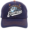 Disney Hat - Expedition Everest - Summit Team - Blue and Orange