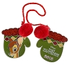 Disney Resort Holidays Pin - 2015 Fort Wilderness Resort - Bambi