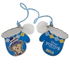 Disney Resort Holidays Pin - 2015 Yacht Club Resort - Duffy