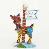 Universal Figurine by Britto - Rudolph the Red Nosed Reindeer