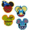 Disney MagicBand MagicBandits - Stitch Peter Pan Sorcerer Icons