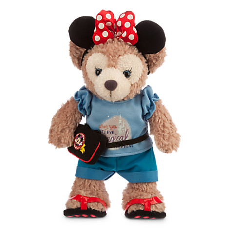 Your Wdw Store Disney Shelliemay Bear Plush Tourist 12