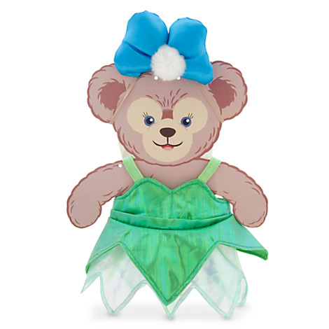 Disney ShellieMay Bear Clothes - Tinker Bell Costume  sc 1 st  Your WDW Store & Your WDW Store - Disney ShellieMay Bear Clothes - Tinker Bell Costume