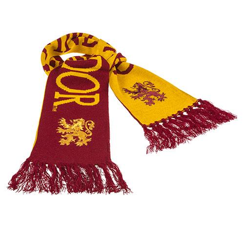 5bac366fce3 Universal Scarf - Harry Potter Gryffindor Reversible Scarf