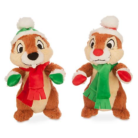 Your Wdw Store Disney Christmas Plush Happy Holidays
