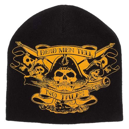 2836a323cc050 Disney Hat - Beanie - Pirates of the Caribbean Dead Men Tell No Tales